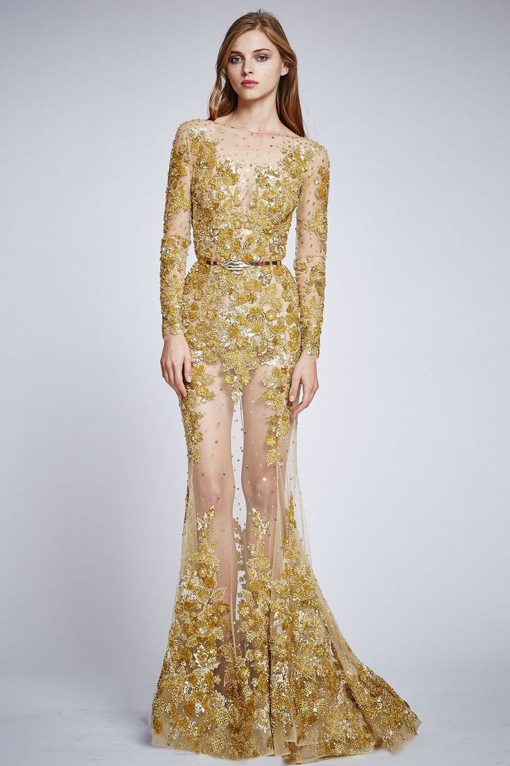 Zuhair Murad Spring 2016 Ready-to-Wear Fashion Show