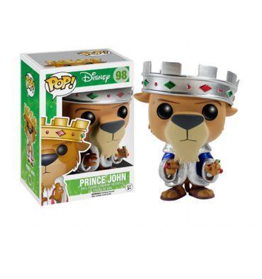 Prince John platinum toy tokyo Pop! Disney Funko POP! Vinyl