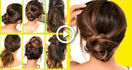 TOP 10 LAZY - LUNNING LATE HAIRSTYLES & HACKS für FRIZZY HAIR - EASY - #frizzy #hacks #hairstyles #lunning - #new -