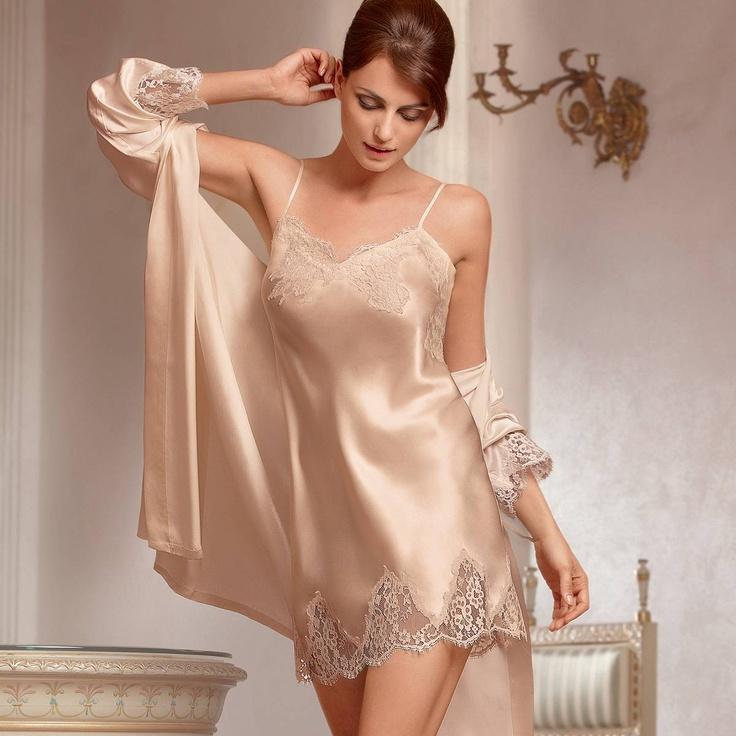 Silk 46 satin lingerie