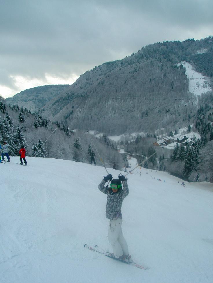 Feldberg - bin dort auch ski gefahren