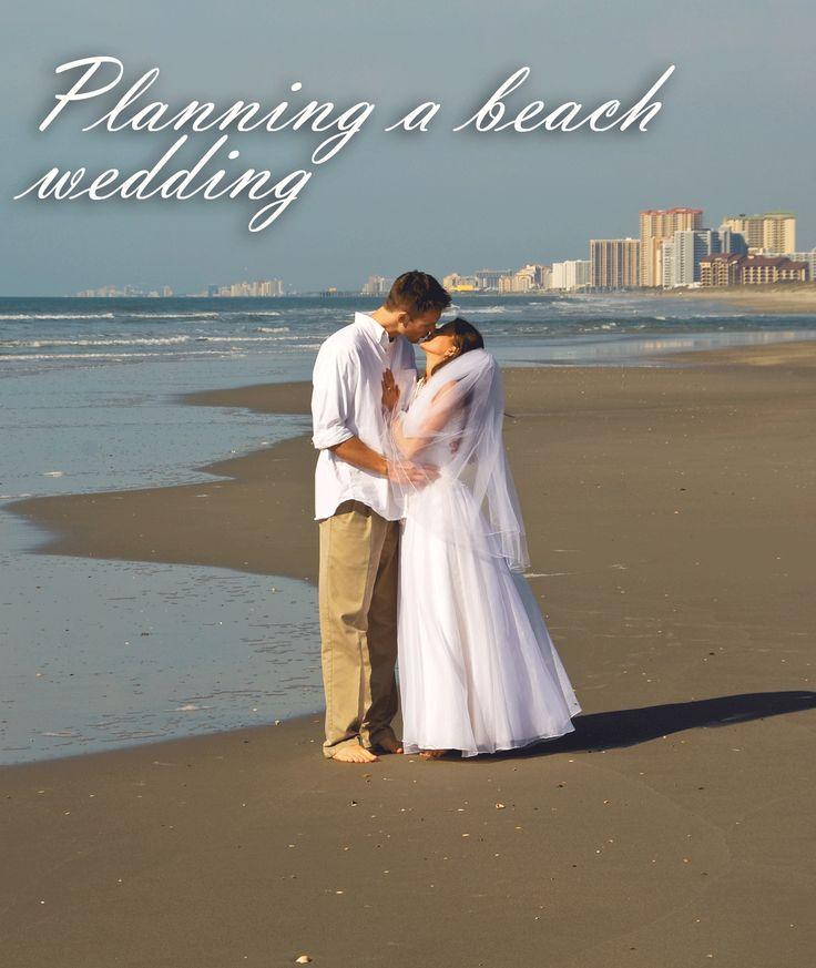 Beach Wedding Ideas On a Budget | Planning a Beach Wedding | Myrtle Beach Hotels Blog