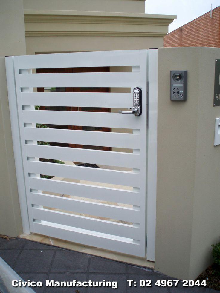 http://www.civico.com.au/gallery_images/gates/G14.%20Aluminium%20horizontal%20slat%20(100mm%20wide)%20gate%20with%20digital%20keypad%20lock....