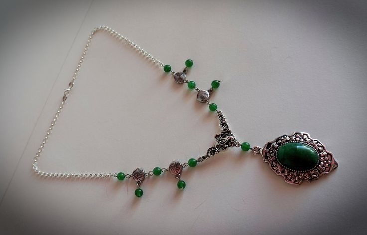 """Emerald Joy"" Necklace"