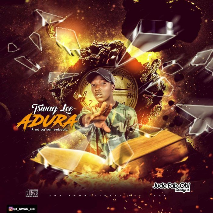 [Music] Tswag Lee  Adura (Prod. By KenteeBeatz)   Philip Oluwatobibetter known by his stage nameTSWAG LEEis a Nigerian rapper songwriter singer and performer with a diverse music style mix of HipHop R&B and Afrobeat. TSWAG LEE was born in Oyo state NigeriaADURA by is his latest release produced byKentee Beatz.This is good music! Download & Hit Play!!!  Listen & Download Tswag Lee  Adura (Prod. By KenteeBeatz) Below;  Audio Player  00:00  00:00  Use Up/Down Arrow keys to increase or decrease…