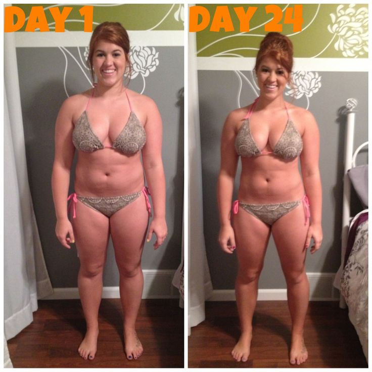 Advocare 24 Day Challenge Results Before And After ...