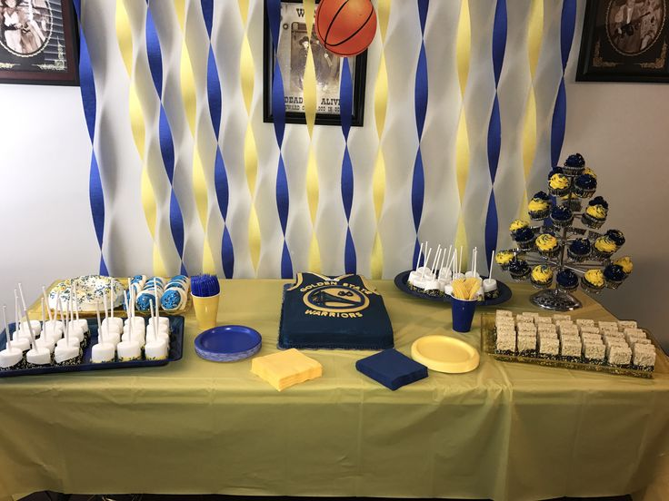 Golden State Warriors Party