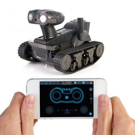 ROVOSPY CON CÁMARA FPV Y VISIÓN NOCTURNA. PVP - 99€  #RCTecnic #robots #juguetes #fpv #niños #tanquesrc