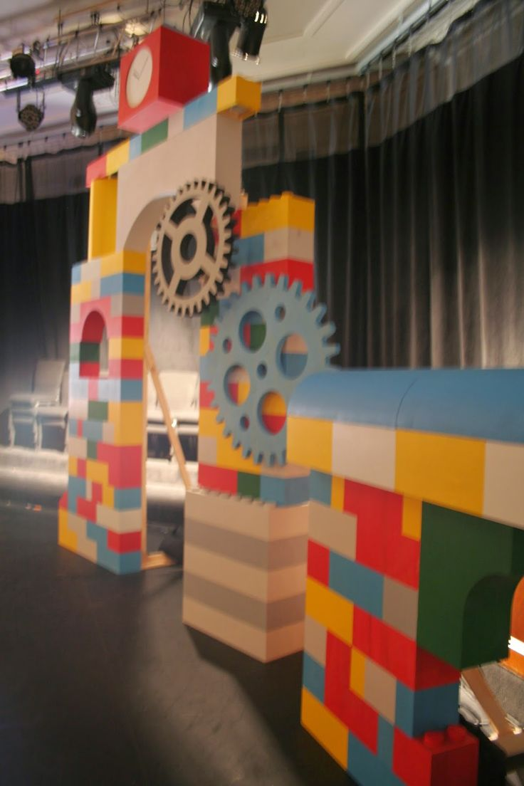 Stage Prop Construction : Best images about maker fun factory vbs on