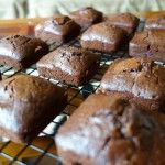 Gluten free Brownies - yum