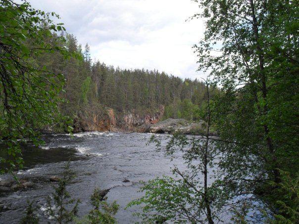 Oulanka River, Oulanka National park, Kuusamo/Salla