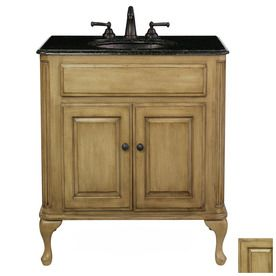 Photos On Cole u Company Custom Parchment Traditional Bathroom Vanity Common x in