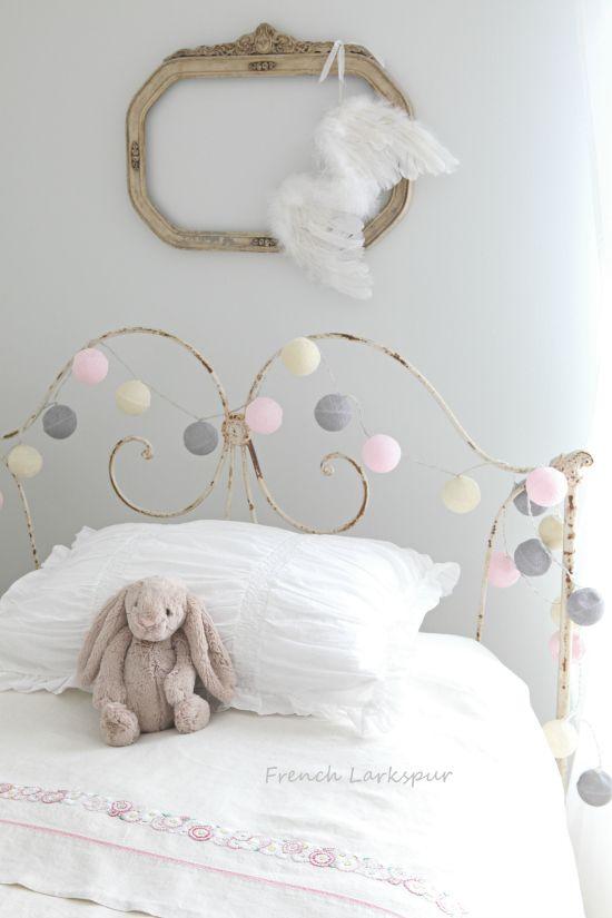 Habitaciones infantiles tonos pastel