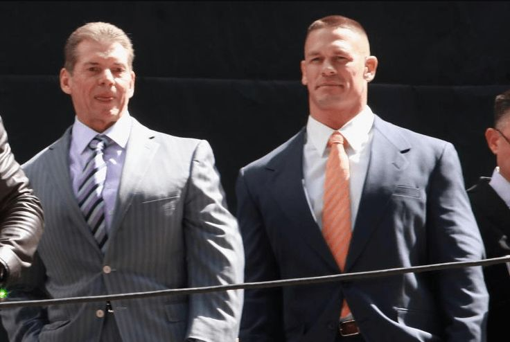 """John Cena celebrates his 40th birthday today. WWE official website has released a photo library to celebrate the milestone, the title is """"like you have never seen him before"""".cena also received some congratulatory information about social media, Vince McMahon Calls John Cena """"Babe Ruth of WWE"""" On His 40th Birthdayincluding a letter from WWE Chairman Vince McMahon, who called Cena """"WWE's Baby Ruth""""."""
