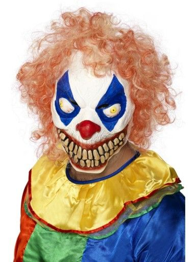 If you weren't afraid of clowns before, you will be now! Only £8.74!