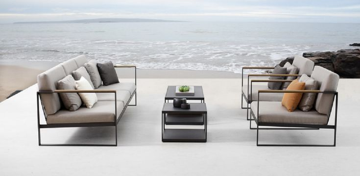 Scandinavian outdoor furniture | Kesäkalusteita — Coterie