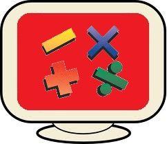 Matematyczne gry interaktywne