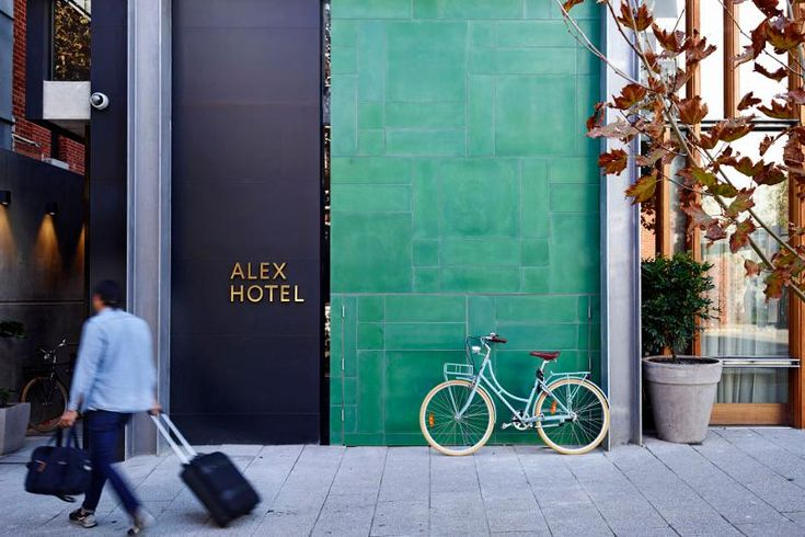 Perth's newest boutique hotel, the Alex Hotel , is so cool, so funky, so hipster, so much fun. ...