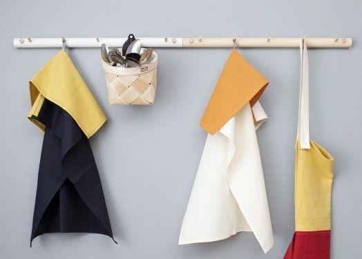 Verso Oksa 50 cm Birch Branch Coat Rack in White and Natural | Coat Hanger | Hallway | Entrance Way | Finnish Design | www.homearama.co.uk | #verso #versodesign #coatrack #coathanger #hallway #entranceway #birch #finnishdesign