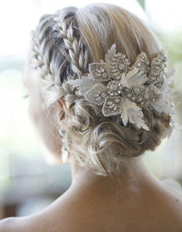 Wedding Braided Hairstyle Ideas