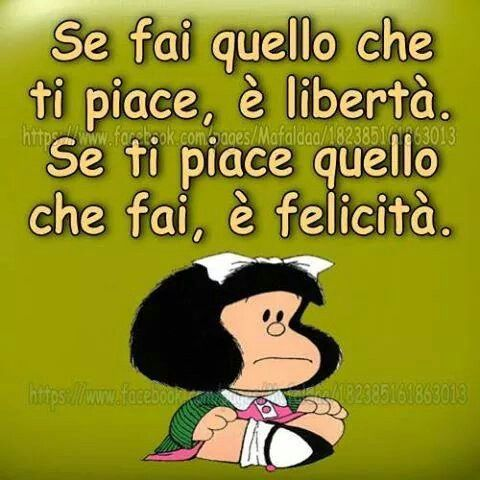 Libertà e felicità