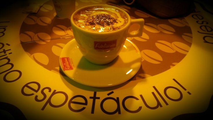 Café Caneca, em  Teatro Frei Caneca