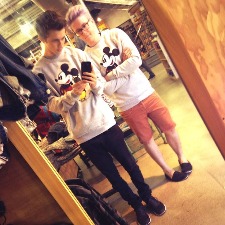 Troye And Tyler ... Sivan and Oakley