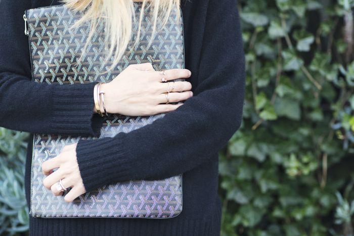 Goyard Clutch   Damsel in Dior