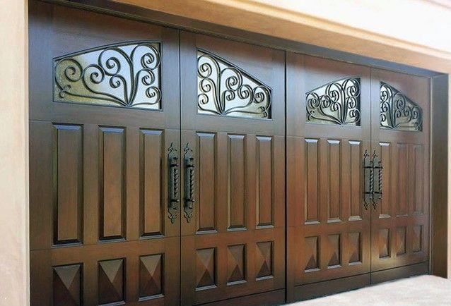 Making Your Garage Door Pet Accessible & 26 best Garage doors raleigh images on Pinterest | Garage door ...
