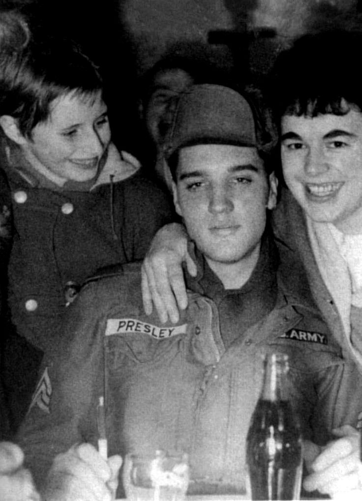 Image result for elvis presley, february 2 1960