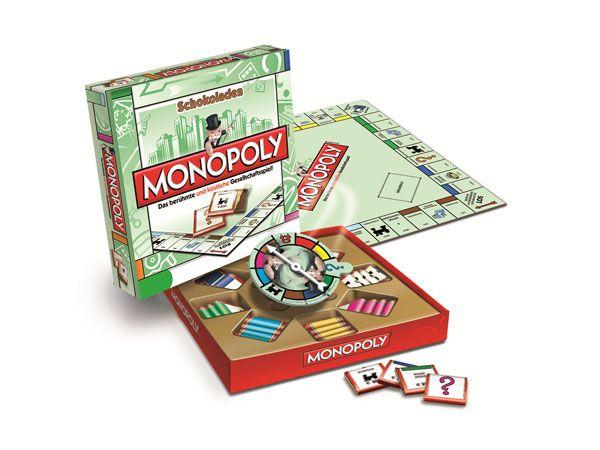 Monopoly aus Schokolade