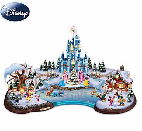 Disney Illuminated Christmas Village!