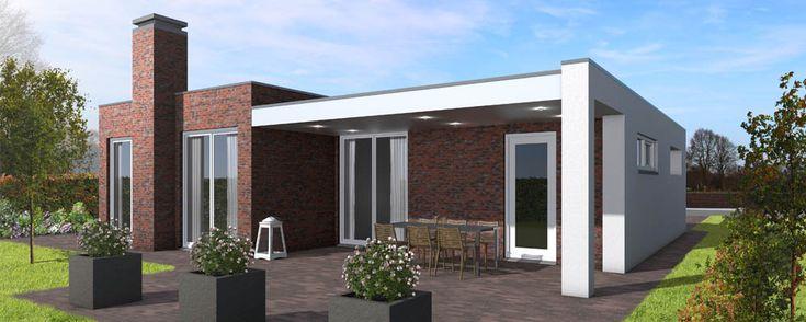art impresssion bungalow buiten en binnen....
