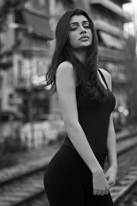 Make up artist: Evi Iliadi Model: Sofia Harmanda @ VN Copyright: 2015