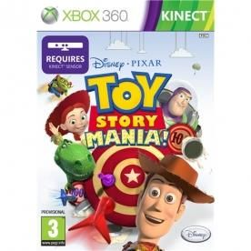 Kinect Pixar Toy Story Mania! Game Xbox 360 | http://gamesactions.com shares #new #latest #videogames #games for #pc #psp #ps3 #wii #xbox #nintendo #3ds