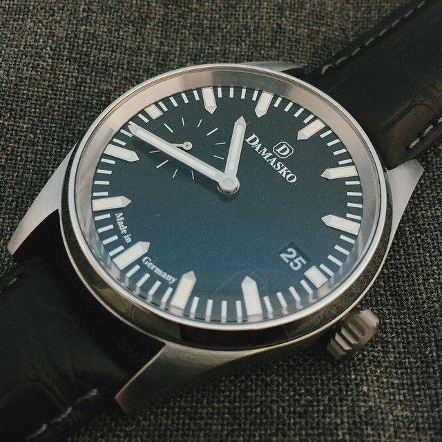 Stunning damasko dk100 watches damasko watches pinterest watches and the o 39 jays for Damasko watches