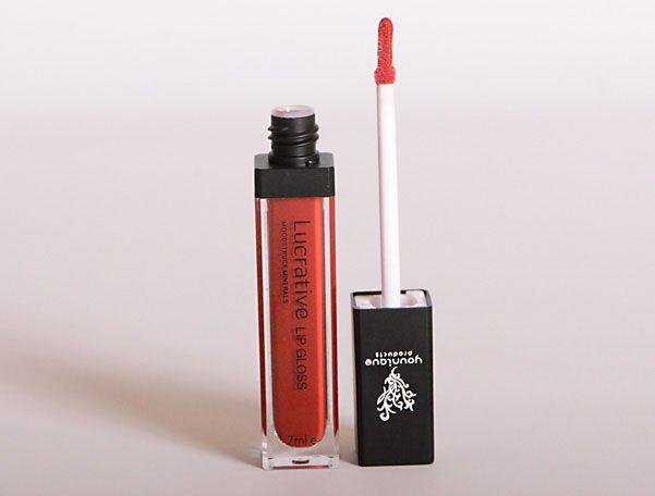 Lucrative Lip Gloss Set of 10 from christina De Santiago