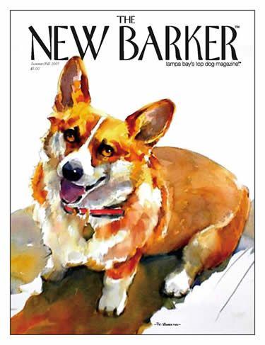 The New Barker - sponsor of Bark at the Ballpark @lgocompanies