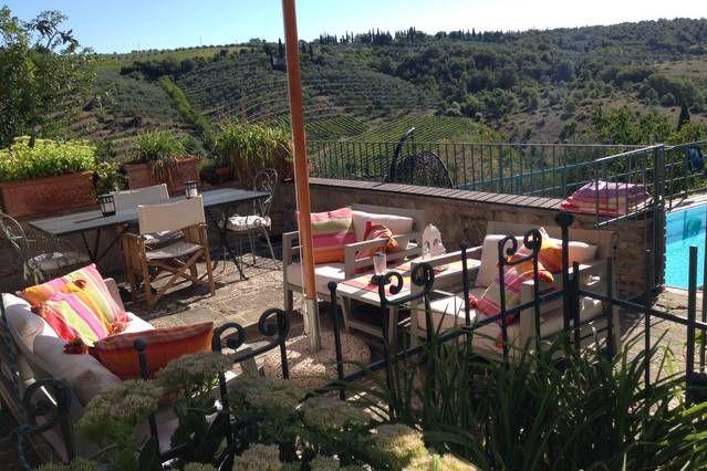 Schau dir diese großartige Unterkunft in Siena an