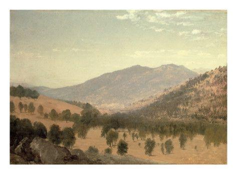 Bergen Park, Colorado Giclee Print by John Frederick Kensett at AllPosters.com