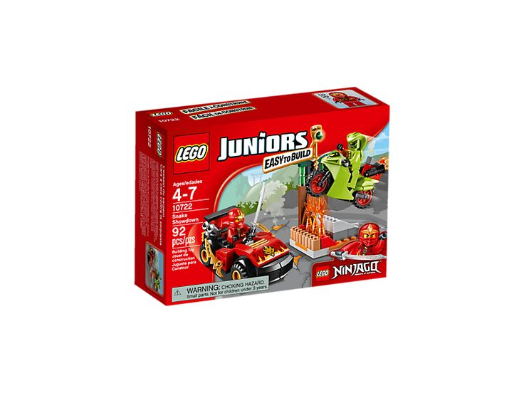 Buy LEGO NINJAGO JUNIOR Snake Showdown NEW RELEASE 2016 for R299.00
