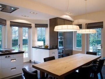 keuken met veel ramen - Google zoeken