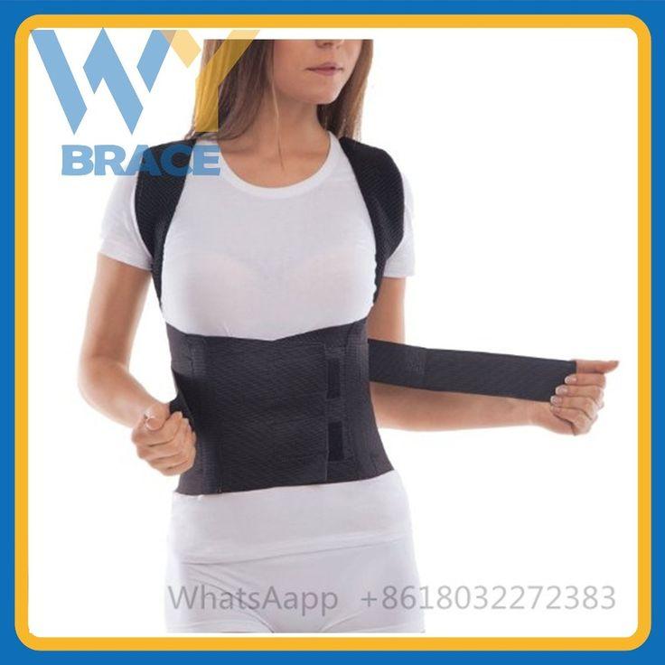 3D Therapy Posture Corrector Shoulder Support Back Straightener belt