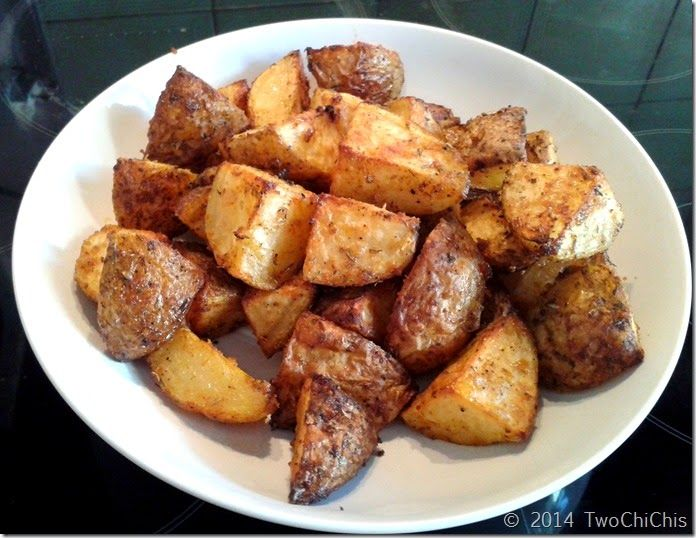 Οι πιο τέλειες χωριάτικες πατάτες φούρνου που έχετε φάει ποτέ!!! #potatos #baked #country
