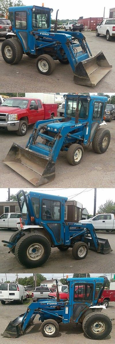 FORD / NEW HOLLAND 1620 UTILITY FARM TRACTOR W/... - Exclusively on #priceabate #priceabateHeavyEquipments! BUY IT NOW ONLY $8950