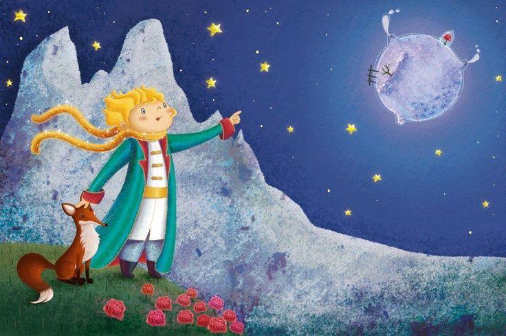 Le Petit Prince nostalgique d'Akamaihd