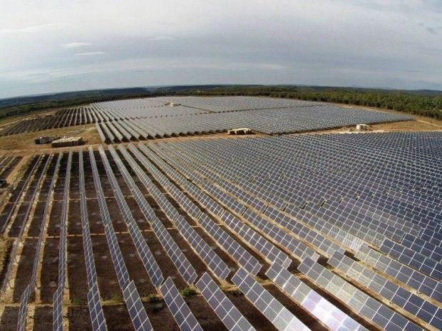 Le parc photovoltaïque de Belvézet s'enrichit de trackers solaires