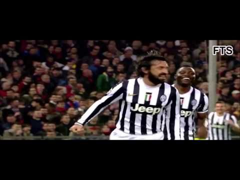 Andrea Pirlo - Master of Freekicks