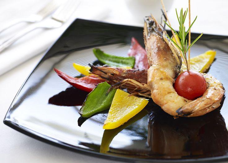 Enjoy tasty and healthy dishes! #ThermaeSylla #MessogeiosRestaurant #Gastronomy