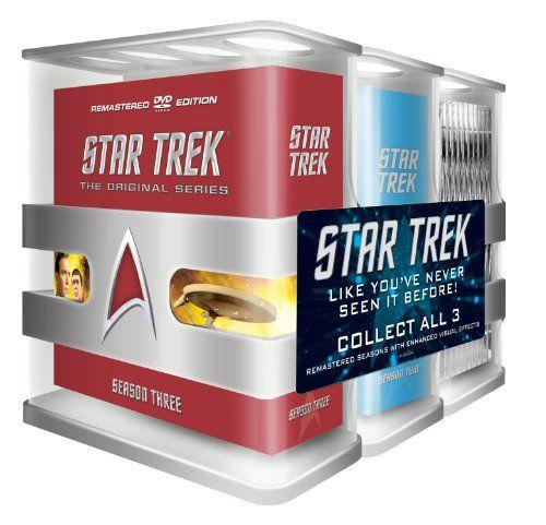 Star Trek: The Complete Original Series DVD (Seasons 1-3) article top 10 atheist friendly tv shows